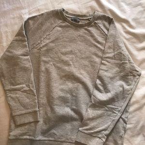 COS new gray sweatshirt
